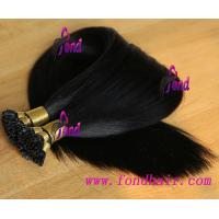 Buy cheap 100% Vrigin Remy Hari Pre-bonded Hair Extension from wholesalers