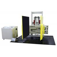 Buy cheap Clamps Holding ISTA Paper And Packaging Material Testing Instruments Optional Speed from wholesalers