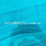 Buy cheap High Density PVC Plastic Sheet Transparent Blue Soft Super Thin Flexible from wholesalers