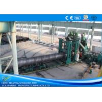Buy cheap Round Steel Pipe Seamless Pipe Mill API 5L Standard For Construction product