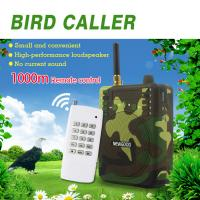 Buy cheap Newgood Mp3 Bird caller speaker with 1000 meters remote control support from wholesalers