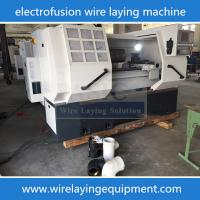 Buy cheap CNC PASIC wire laying machine for Electrofusion tee PC-160/400ZF ef wiring machine from wholesalers