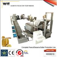Buy cheap Complete Peanut Butter Production Line (K8006019) from wholesalers
