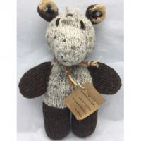 Buy cheap Primitive Hand Knitted Kenya African Women Hand Made Homespun Wool Horse Bear from wholesalers