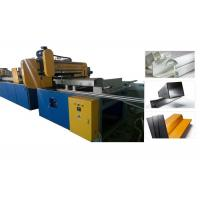 Buy cheap PLC Control Fiberglass Pultrusion Machine / Custom Fiberglass Pultrusions‎ Line from wholesalers