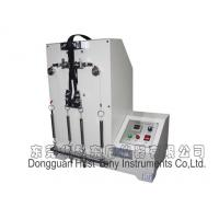 Buy cheap High Precision Laboratory Zipper Fatigue Textile Testing Equipment / Machinery from wholesalers