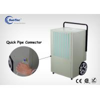 Buy cheap 150 Liters Per Day Air Dryer Dehumidifier Condensate Pump Built In With Bottom Handgrip from wholesalers