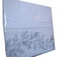 Buy cheap Bed linen, 100%cotton, more sets with plain color, printing or jacquard from wholesalers