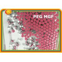 Buy cheap PEG MGF Anabolic Steroid Peptides Promotion Development Dosage 99% purity from wholesalers