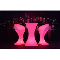 Buy cheap Fireproof LED Sofa Waterproof Rechargeable 4 Flash Modes LED Cocktail Table from wholesalers