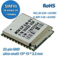 Buy cheap SIRF3 ultra-small GPS Module HOLUX GPS Module GR91 from wholesalers