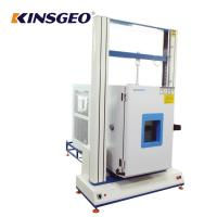 Buy cheap Class 0.5 20%RH~98%RH Auto Fabric CRE Extension Universal Tensile Testing Machine with Korea TEMI880 from wholesalers