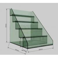 Buy cheap Tier 5 3mm Acrylic Stationery Holder Green for Umbrella Magazine product