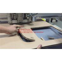 Buy cheap Creative Design Corrugated Honeycomb Board Sample Cutter Finishing Plotter from wholesalers