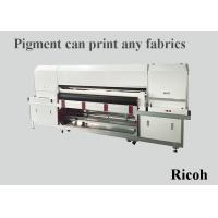 Buy cheap Automatic Cleaning Digital Cloth Printing Machine , Large Format Digital Printer from wholesalers
