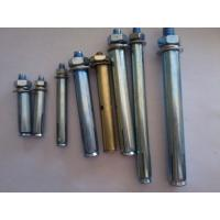 China Galvanized Carbon Steel Expansion Anchor Bolt M6-M24 Grade 4.8 60-150mm Length on sale
