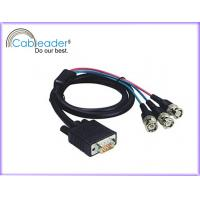 Buy cheap VGA Cable to TV HD15M - 3XBNC male cable, from 6 ft to 200 ft from wholesalers