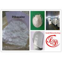 Buy cheap CAS 85-79-0 Topical Anaesthesia Raw Powder Dibucaine Cinchocaine Numbing Pain Reliever from wholesalers