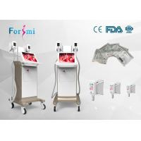 Buy cheap beautiful professional new design appearance 15 inch big touch screen fat freeze weight loss cryo slimming machine from wholesalers