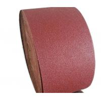 Buy cheap Floor sanding Aluminum Oxide Abrasive Paper Rolls, Silicon Carbide, Abrasive Finishing Products from wholesalers