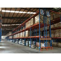 Buy cheap SGS Approved Heavy Duty Warehouse Steel Storage Pallet Rack from wholesalers