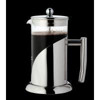 1L Carafe Brewer Electric Mug Warmer Double Filter Design / Heat Resistant Borosilicate Glass