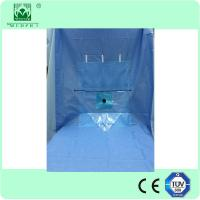 Best selling products Knee Arthroscopy drape with armboard cover