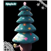 3m Height Indoor&Outdoor Christmas Tree Decorative Christmas Inflatable Tree