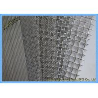 Buy cheap Monel 400 Woven Metal Netting Mesh Fabric For Chemical Processing Equipment from wholesalers