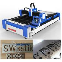 Buy cheap Sheet Metal Laser Cutting Machine 7KW  Gantry with magnesium alloy casting from wholesalers