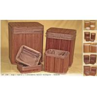 Buy cheap willow hamper set,willow basket set,wicker trunk,wicker chest from wholesalers