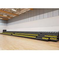 Buy cheap Nose Mounted Retractable/Telescopic Retractable Grandstands for Sport School from wholesalers