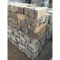 Buy cheap Big Fireproof Reclaimed Brick Wall , Old World Brick Veneer For Wall Decoration from wholesalers