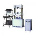 Buy cheap 600KN hydraulic universal testing machine from wholesalers