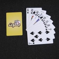Buy cheap Playing Poker Cards printing service for adult entertainment from wholesalers
