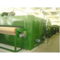 Buy cheap 80 - 300kg/H Capacity Non Woven Fabric Machine Thermal Bonding Machine Hot Oil Circulation from wholesalers