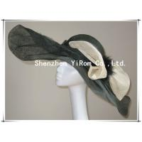 Buy cheap YRSM13055 sinamay hat,church hat,occasion hat,race hat,cocktail hat from wholesalers