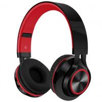 Buy cheap FM Radio Wireless Bluetooth Headphone / Bluetooth Earbuds With Mic TF Card MP3 from wholesalers