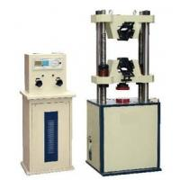 Buy cheap Universal Servo Hydraulic Testing Machine 4 Columns / 2 Screws Structure product
