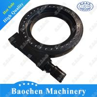 Buy cheap WE9  9 inch  dual worm slewing drive for construction machinery  china high precision slewing drive product