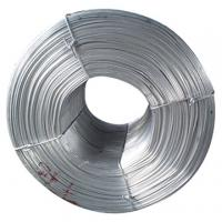 Buy cheap hot dipped high carbon galvanized steel wire 2.12mm from wholesalers