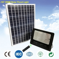 Buy cheap Aluminum Alloy 250m² 60w 100W 200W Solar LED Flood Lights from wholesalers