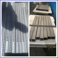 Buy cheap Silicon carbide tube/SISIC beam with high strength from wholesalers