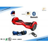 Buy cheap 8  smart electric scooter self balance  , Bluetooth 2 Wheel Electric Scooter from wholesalers