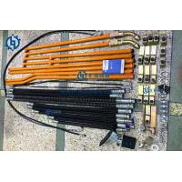 Buy cheap Doosan Excavator Breaker Parts Hydraulic Oil Hose For Construction Works from wholesalers