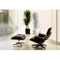 Buy cheap White / Black Swivel Recliner Chairs Oil Painting Commercial Furniture from wholesalers
