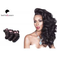 Buy cheap Curly Natural 7A European Virgin Hair , 10 inch - 30 inch Lady Hair Extensions product