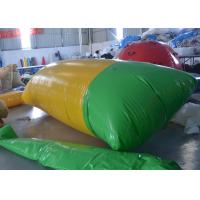 Buy cheap Water Floating Blob Inflatable Water Toys For Ocean / Lake 5 * 5 * 5m from wholesalers