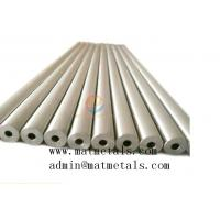 Buy cheap High quality  grade polished GR1 GR2 GR5 round titanium hollow bar price per kg from wholesalers