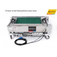 Buy cheap Single Phase 220V  Internal Wall Plastering Machine / Cement Plastering Equipment from wholesalers